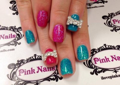Pink-and-Blue-Rock-Star-Nails-640x640